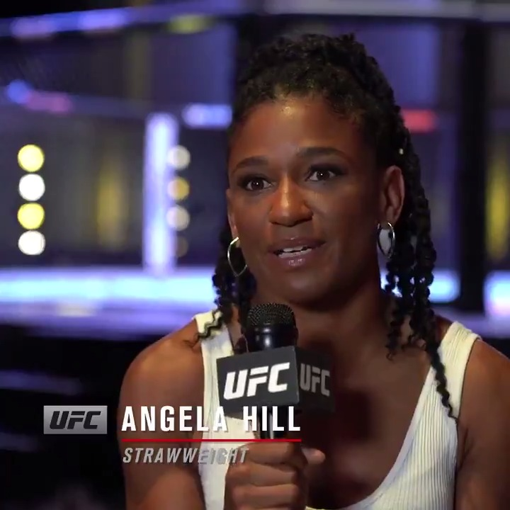 """""""I feel like that year was my coming out party.""""  @AngieOverkill talks about the year she had in 2020 and her goals for 2021 🔊⬆️  Read 's story on Hill here ➡️:"""