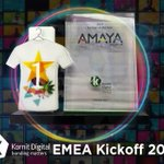 Image for the Tweet beginning: Congratulations to @amaya_uk for winning