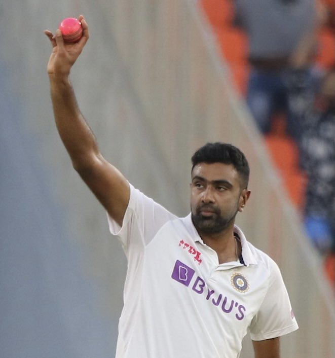 What you have done for India through these years is phenomenal @ashwinravi99  A champion performance from a champion bowler. Congratulations on achieving this milestone❤️  Many more to come. Keep it going legend. #comeonnashh #RavichandranAshwin #400Wickets #INDvsENG