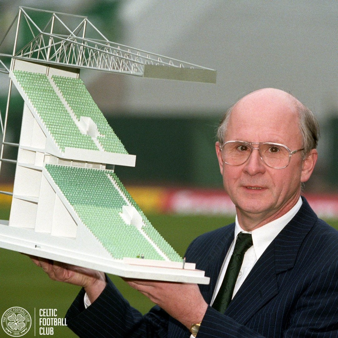 💚 The Bunnet  Happy 80th birthday to the man who saved #CelticFC, Fergus McCann! 🎂 https://t.co/topN20bL8y