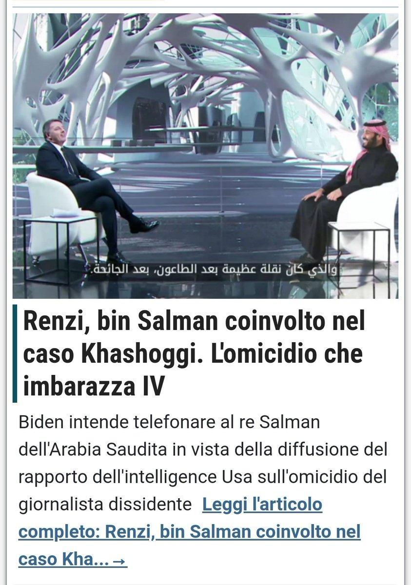 #RenziRispondi
