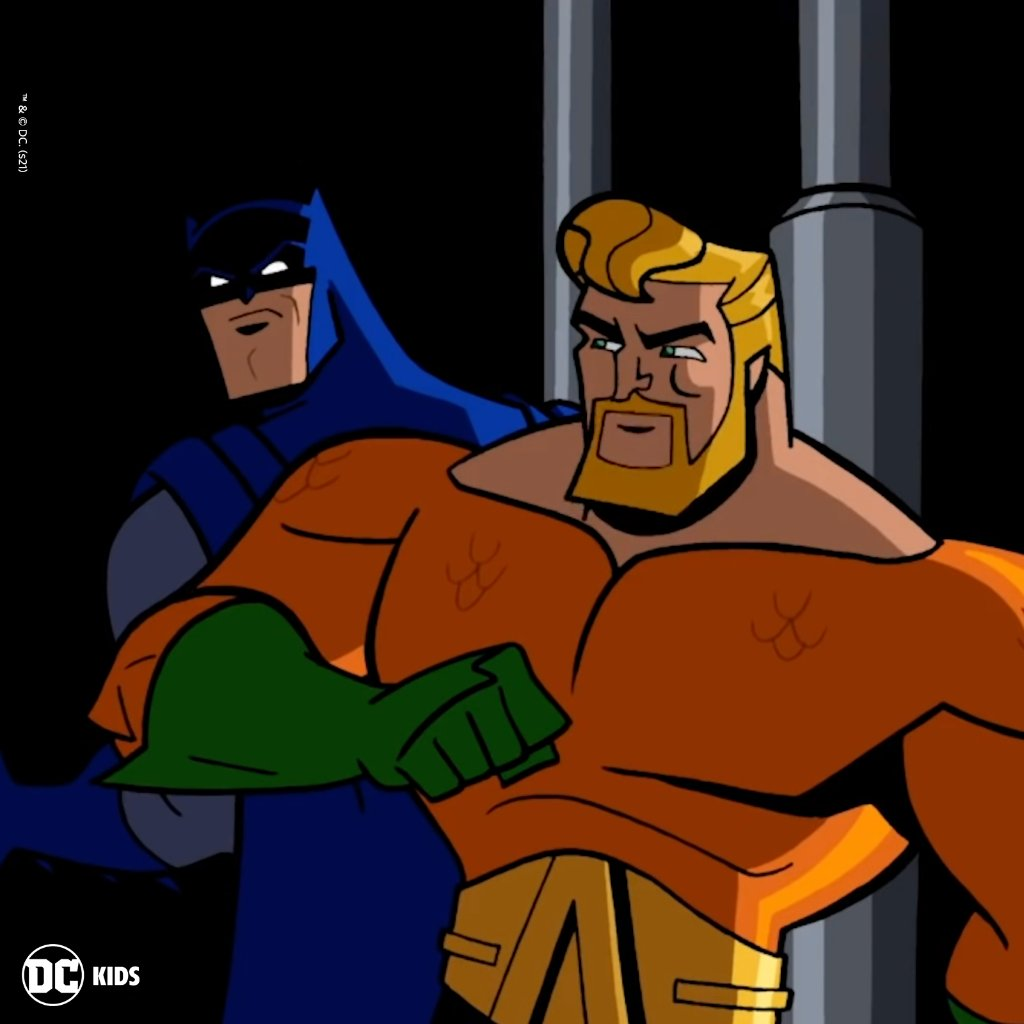Replying to @DCComicsKids: Name this duo. Wrong answers only.