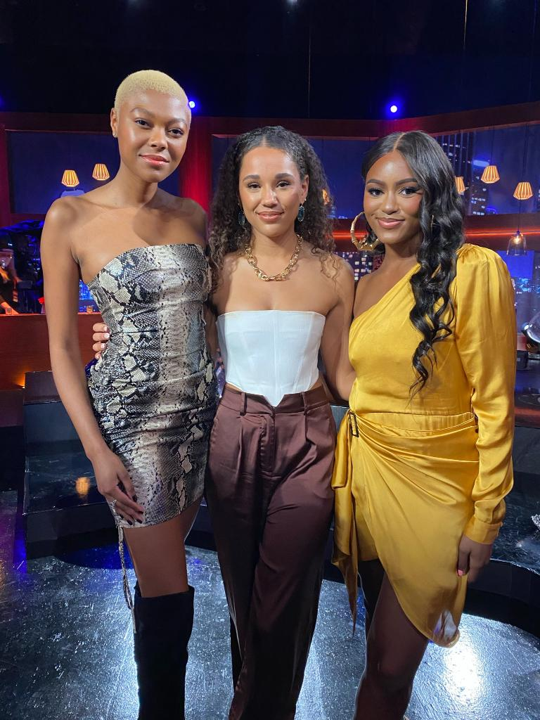 Ready to see these ladies on #WomenTellAll Monday 🌹
