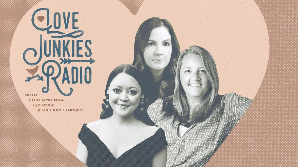 Powerhouse songwriting trio @LoriMcKennaMA, @lizrose06 and Hillary Lindsey share the stories behind the hits they've written.  Listen to #LoveJunkiesRadio every month on Apple Music Country: