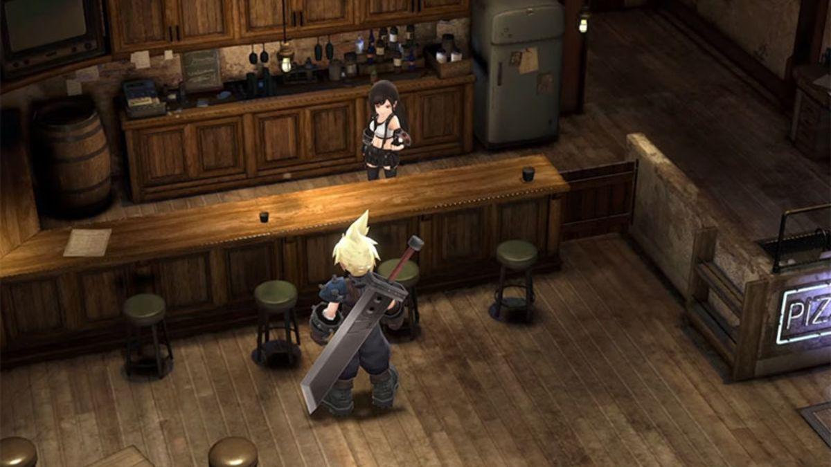 Square Enix Announces Two More Final Fantasy VII Games