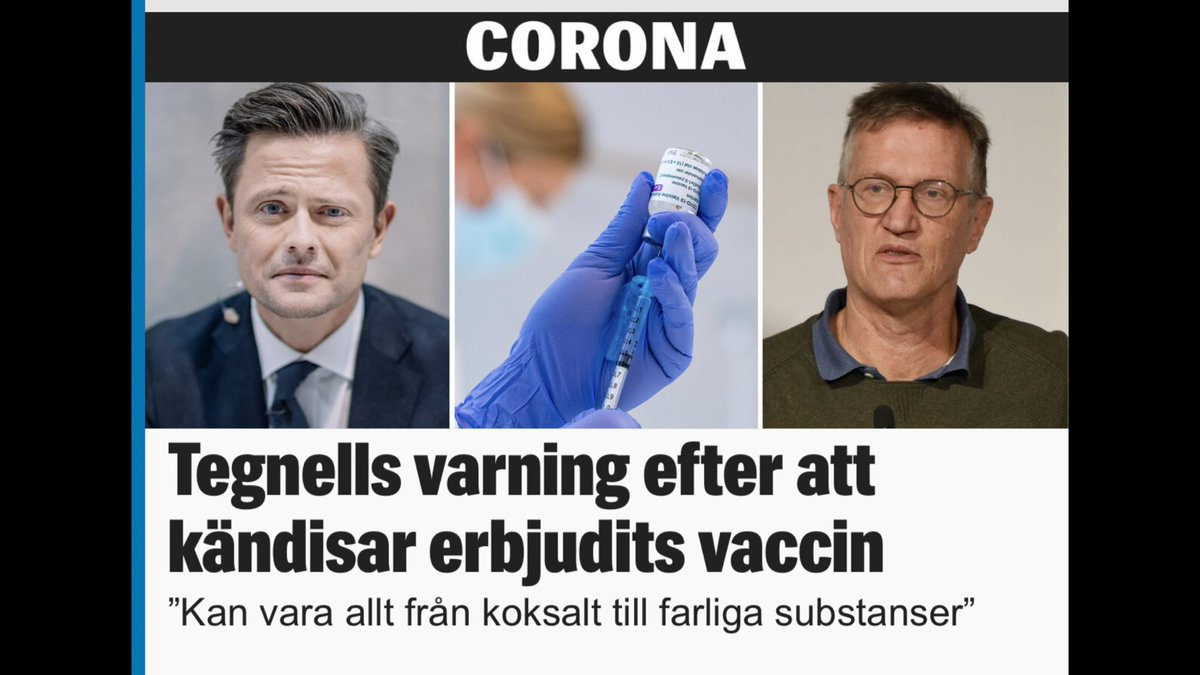 Nej men, vi har allt under kontroll.