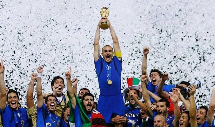 Italia 2006 World Cup #Football #nostalgie #goals #team #dream #messi #ronaldo #love #TagsForLikes #iphoneonly #instagood #bestoftheday #20likes #photooftheday #amazing #like4like #look #picoftheday #food #instadaily #followme #follow #summer #holiday #TurkishStudentsLivesMatters