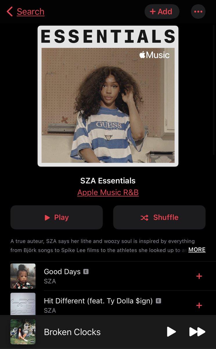 Love listening to @sza 😍✨❤️ #sza #applemusic #lipsloaded #music #lipsloadedmusic #lipsloadedlistens #love #share #new #gooddays #rnb #newpost #instagram #twitterlipsloaded
