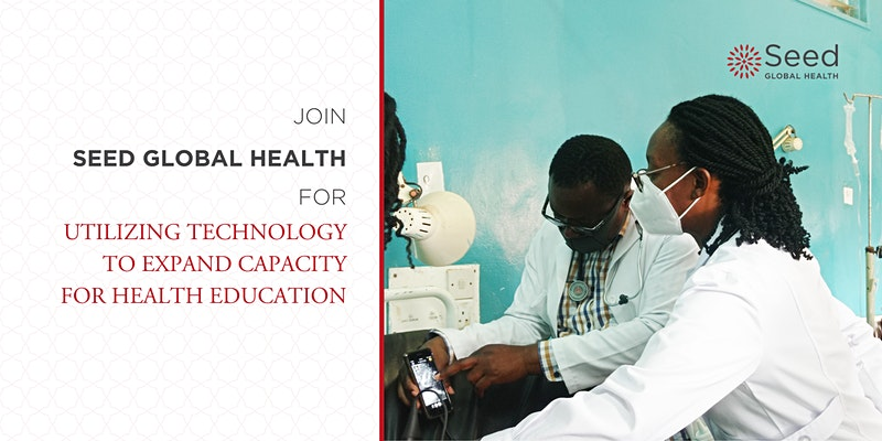 How can we leverage online learning technologies to advance physician & nursing education during #Covid19? Join @ahaisibwe @leowamakote & @TBalizzakiwa on Mar. 11 @ 9AM EST for virtual #CUGH2021 workshop to discuss this. Register here:  #HealthForAll #SDGs