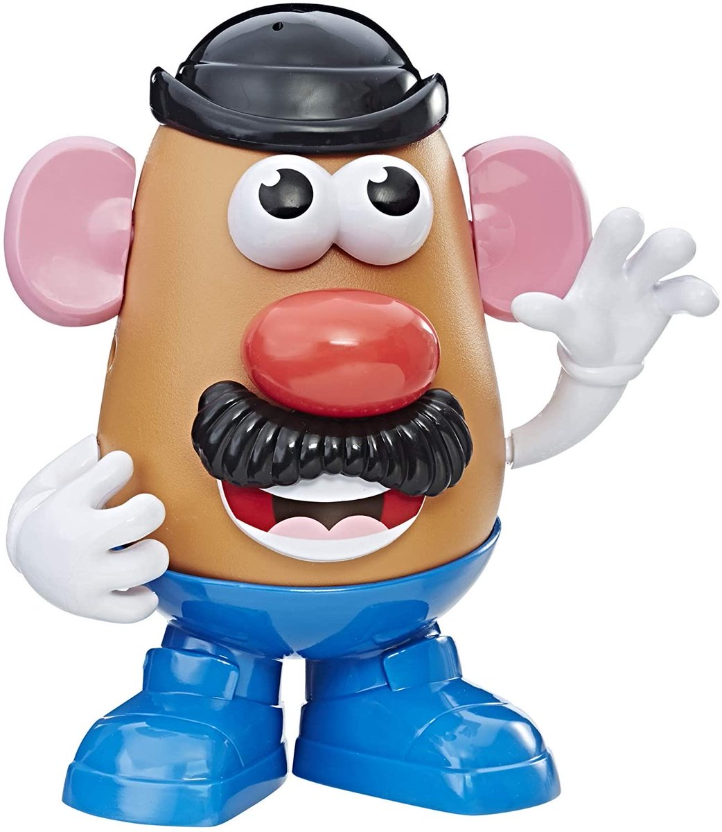 Who was actually offended by Mr Potato Head being male? I want names. These woke imbeciles are destroying the world. https://t.co/CwsaX5D2Ue
