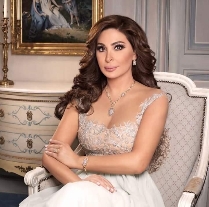 Replying to @elissajoujou: كل نساء الأرض في كفة..  وانت يا أميرتي في الكفة الثانية..💖💕💕 @elissakh