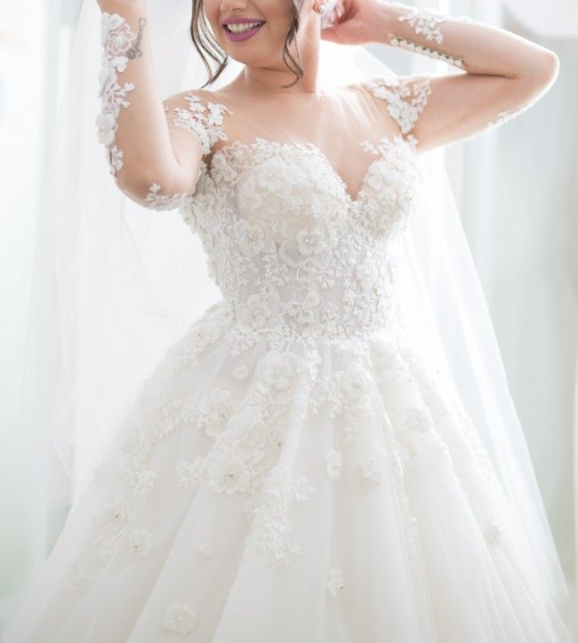 Get #custom #plussize #wedding #dresses for less. * Inspired #replications of #couture #bridal #gowns start at $1000. *  We can work with #brides in any country and ship our #weddingdresses worldwide. *