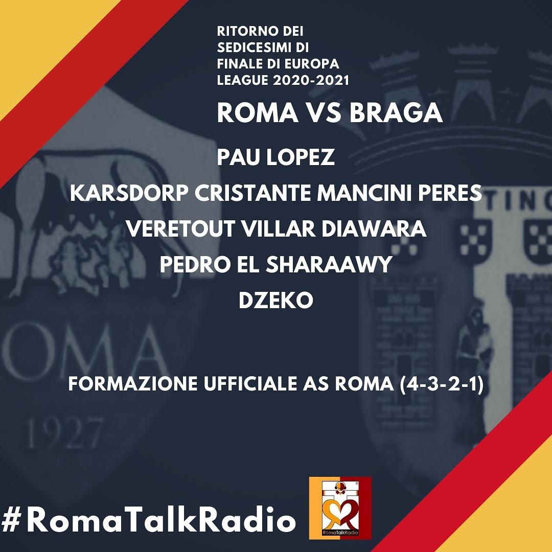 #RomaBraga