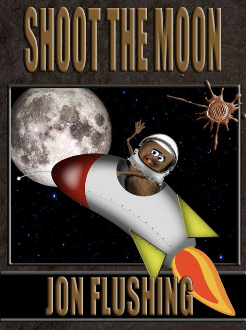 Come along on the final adventure of Big Al...it's out of this world!  Get Shoot the Moon at  #funny #humor #adventure #poop #bookseries