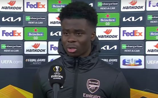 Bukayo Saka for Arsenal 2019-2021:  ⚽️10 goals 🅰️18 assists  19 years of age. Two wonderful seasons. What a talent!