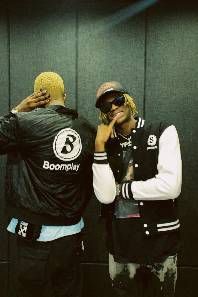 i've never seen boomplay pictures this fresh