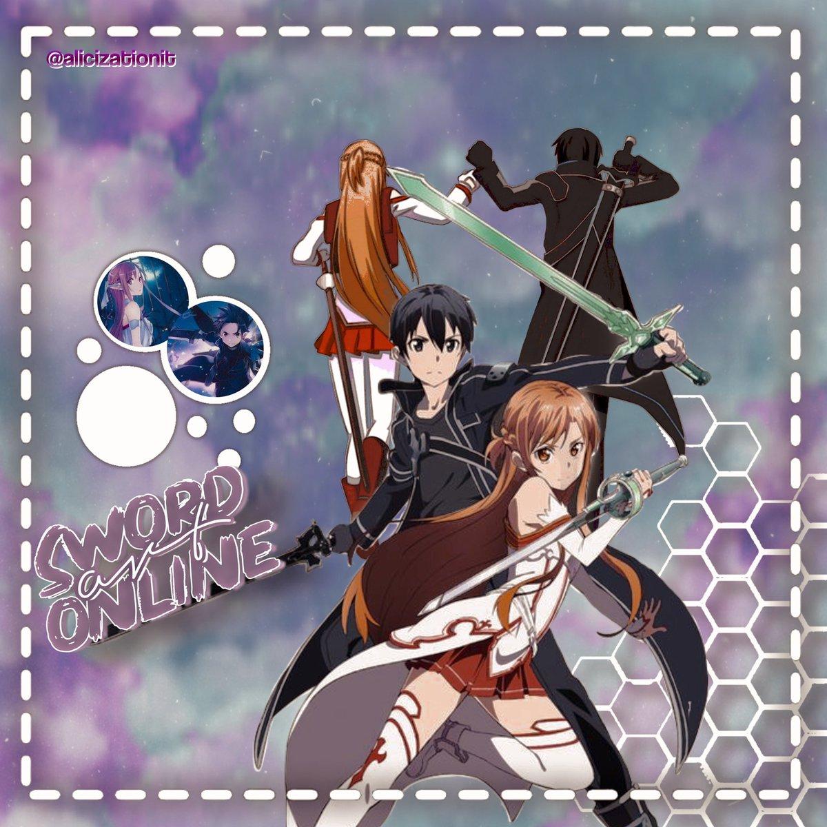 Asuna & Kirito  - - [TAG] #sao #alicization #saoalicization #swordartonline #swordartonlinealicization #saoita #saoanime #alicizationit