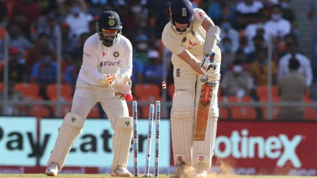India v England: Hosts win astonishing third Test in two days Photo