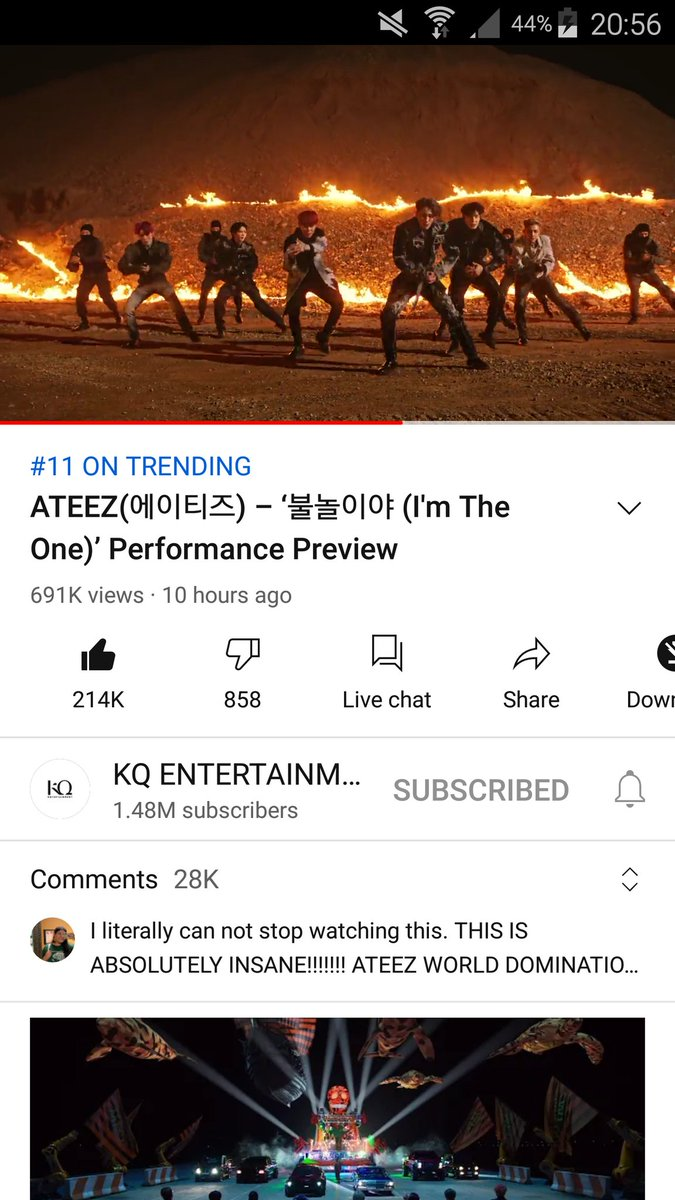Keep streaming atinys fighting  ATEEZ PREVIEW #FIREWORKSto1MILLION  Pirates of the Kingdom 👑  #KINGTEEZ 🔥 #ATEEZ . #에이티즈 . #MarkTheGlobeATEEZ. #ATEEZIsComing .  @ATEEZofficial