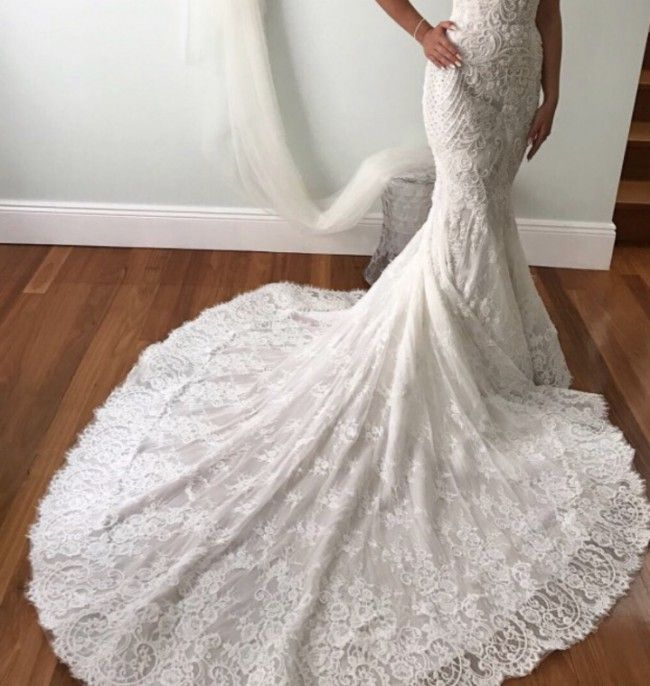 We can recreate this custom #bridal design for under $1500. We're a #USA #dress #design firm that specializes in affordable #bespoke #made to order #wedding #dresses & #replicas of #hautecouture #fashion for #women on a budget.