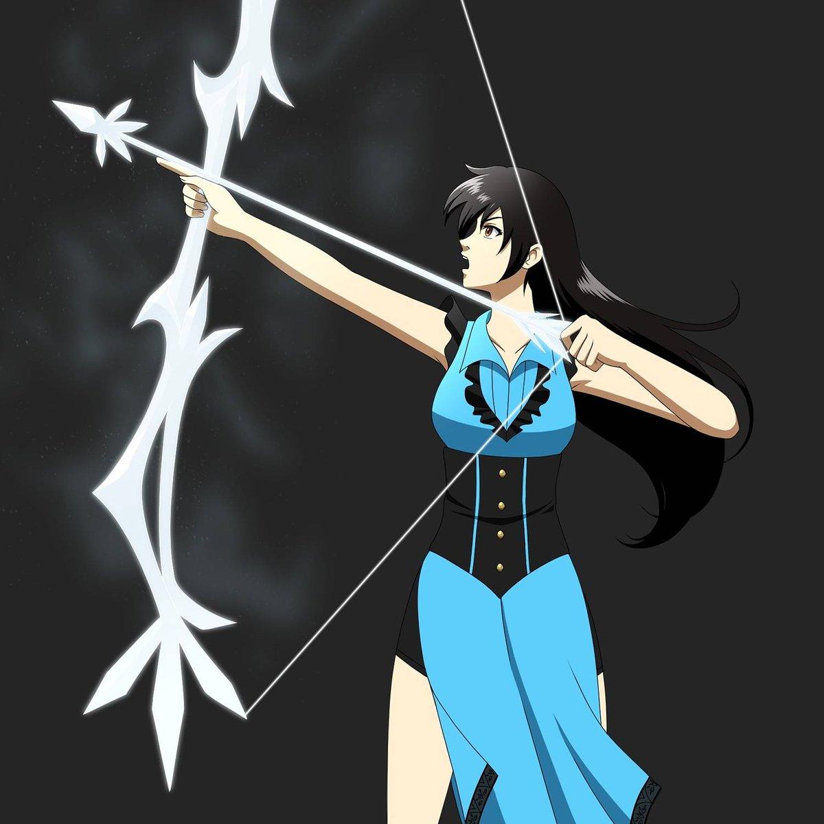 Happy birthday to the ice princess, Kagome Utari!! Make sure to follow her journey in Ranshio, in stores now! #lightnovel #anime #manga #otaku #ranshio #animegirl #swordartonline #art #fanart #naruto #itsukashido #tobiichiorigami #animeindo #japan #animelovers #sao