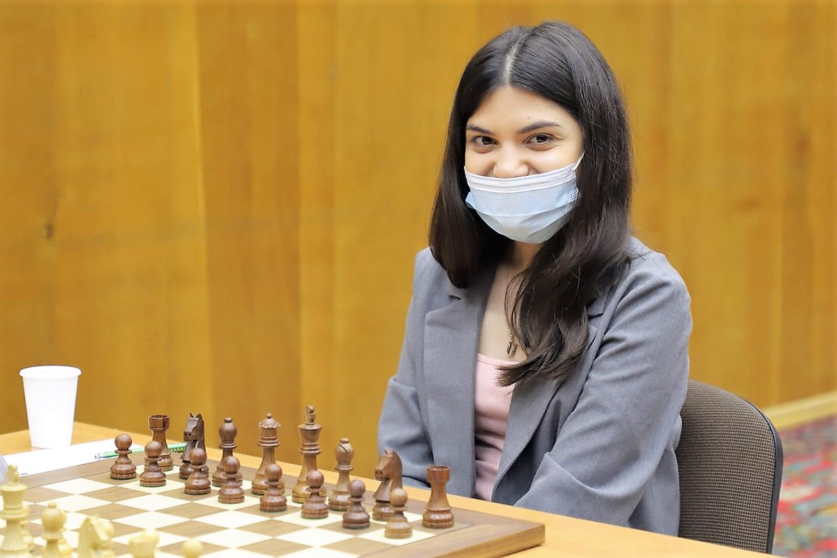 test Twitter Media - WIM Susanna Gaboyan won the 76th Armenian Women's Championship that finished today in Yerevan.🏆  WFM Mariam Mkrtchyan and WGM Maria Gevorgyan shared for second place, with tiebreaks putting Mkrtchyan higher.   Results: https://t.co/xmd1zIBVwb https://t.co/RlMH7CjuY0