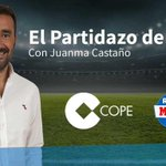 Image for the Tweet beginning: ⚽ Finaliza @partidazocope en #LaRadioDelDeporte  🎙