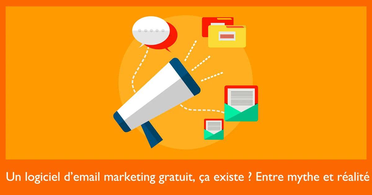 Replying to @agencemarcobena: Un logiciel d'email marketing gratuit, ça existe ? Entre mythe et réalité - Social Media Pro -  #socialmedia #webmarketing #newsletter #walls
