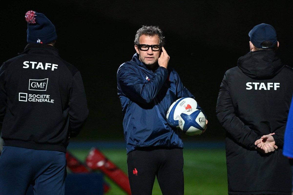 Sorry, no game  De l'annonce des premiers cas positifs au Covid jusqu'au report du match contre l'Écosse, la semaine mouvementée des Bleus
