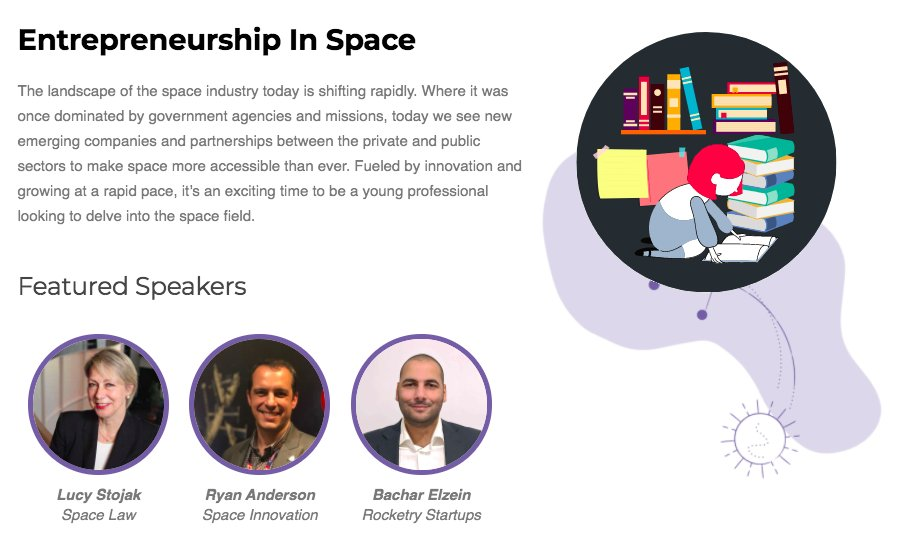 ⏰ SatCan president Ryan Anderson will be speaking at #Ascension2021 on Feb 27, 12PM ET. Tune in >>  @sedscanada #Canada #space #business #entrepreneur #STEM