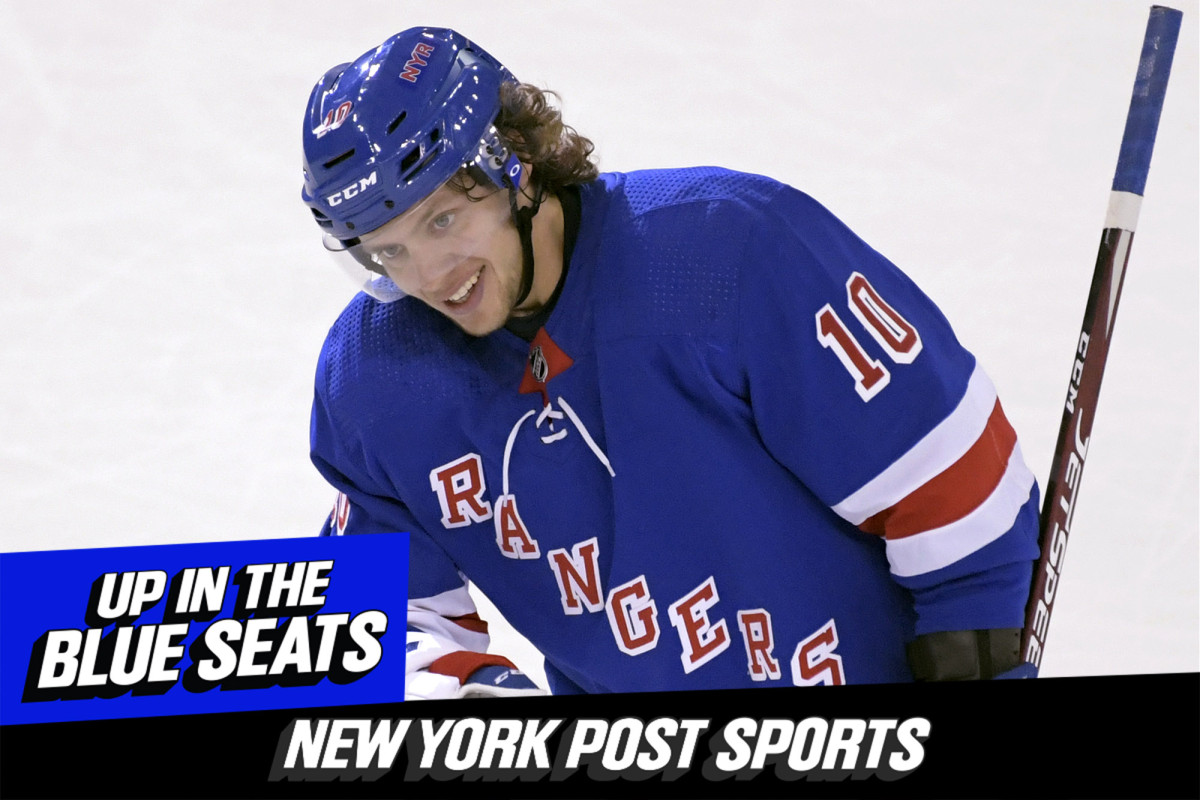Listen to Episode 45 of 'Up In The Blue Seats' The Artemi Panarin Saga feat. Dan Carcillo
