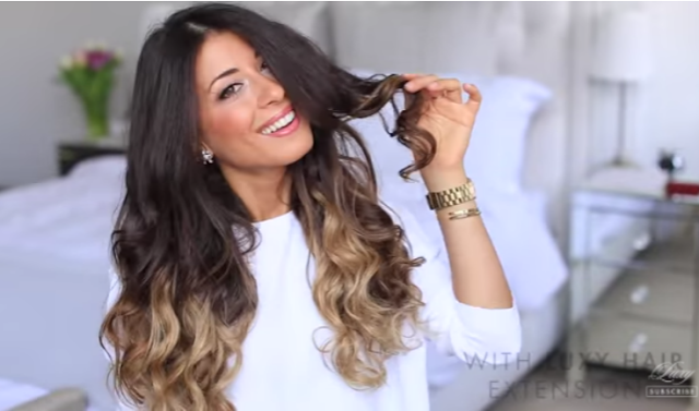 Gorgeous Luxy Hair Styles For Lazy Days  #hair #hairstyles #trending