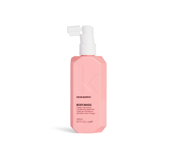 BODY.MASS was created specifically for this. With eyelash thickening technology, this spray helps add a weightless thickness to the #hair for instant body and bounce. #KevinMurphy #lovekm   CLICK HERE:
