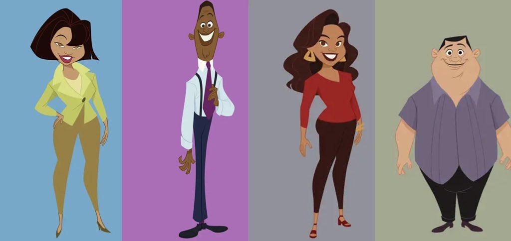 The Proud Family : Louder and Prouder [Disney Television - 2021] EvGkwYyXAAcVb6P?format=jpg&name=medium