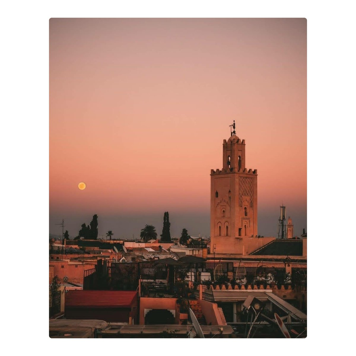 Morocco  . #morocco #photooftheday #discovermorocco #beautifulplace #citytrip #travelling #travelpost #instapic #capture #skylovers #sunet #view