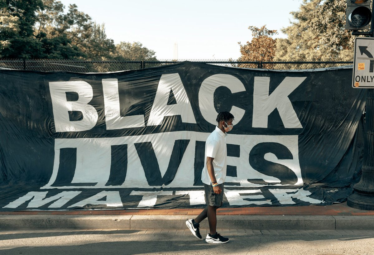 """Black and brown people do not feel at home in this church, especially young people,"" said @OlgaMSegura, who examined the #BlackLivesMatter movement through a Catholic faith sense in her new book."