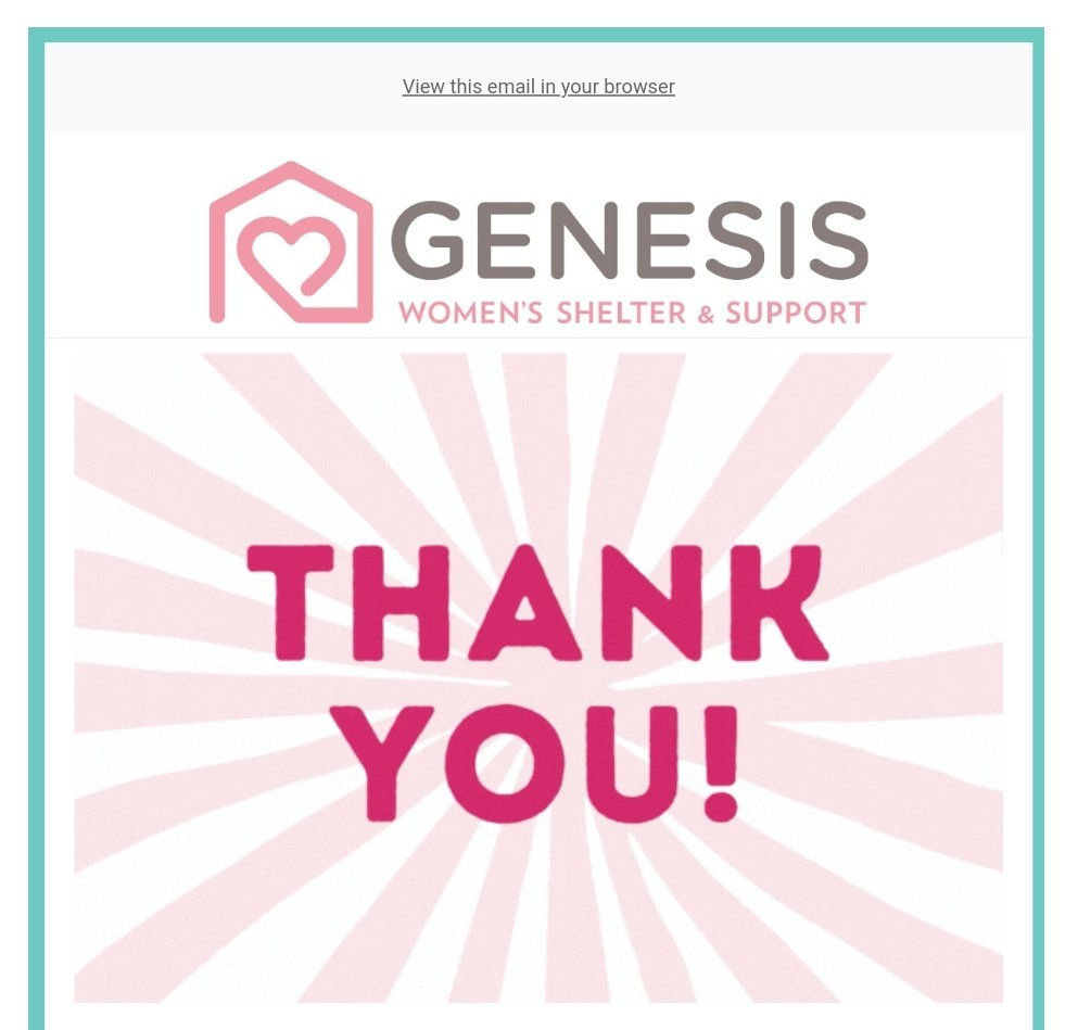 Glad we could help 🥰 @GenesisShelter We hope you're on a good way again. 💃🏿 #Walker #Walkerfamily #JaredPadalecki 💙