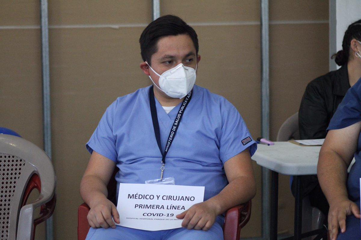 test Twitter Media - En breves momentos será aplicada la primera vacuna contra el Covid -19 en el Parque de la Industria. Foto: José Orozco https://t.co/s4hF5XTLQ7
