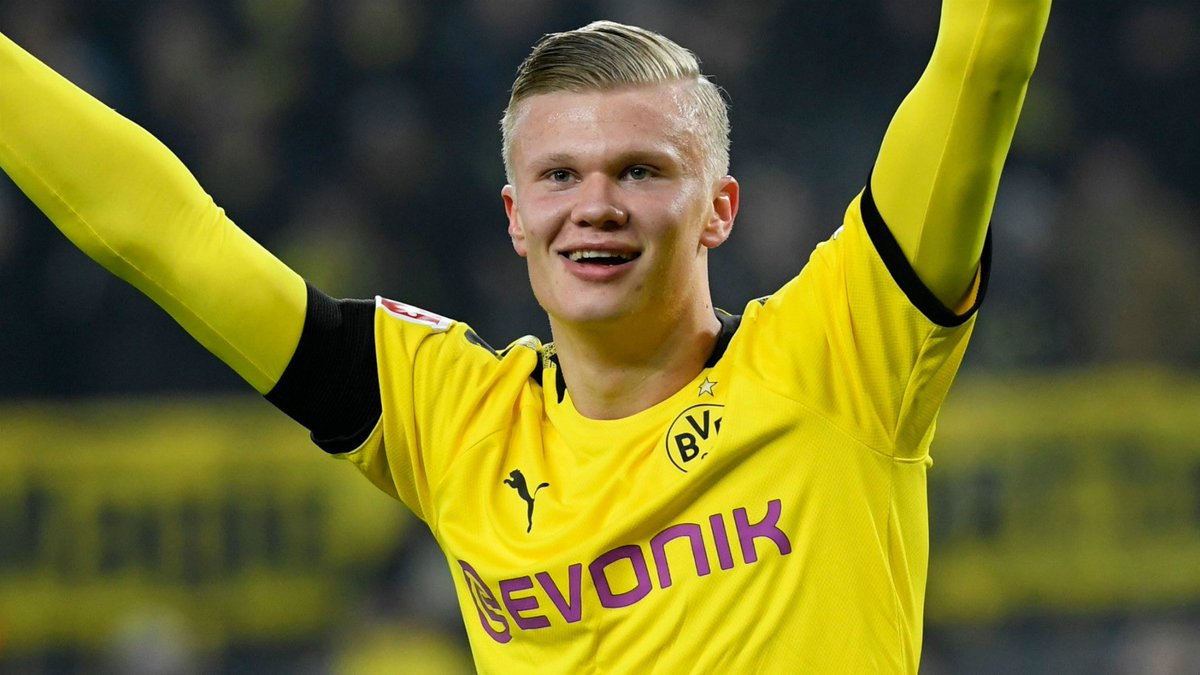 As we reported in @sundayworld last weekend, Chelsea are in for Erling Haaland, with Bild now reporting he is a top target.  Thomas Tuchel has been promised big money to spend this summer and Haaland is top of his wish list #CFC