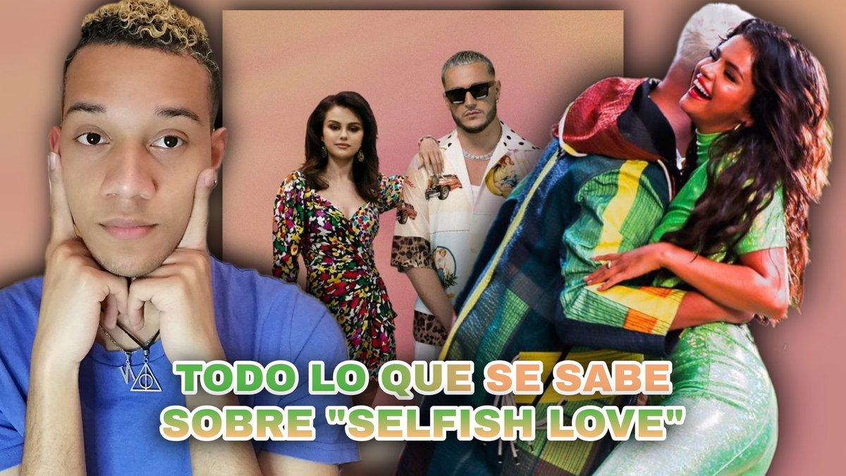 """Nuevo vídeo con todos los detalles de """"Selfish Love"""" la nueva Colaboración de DJ Snake y Selena Gomez y novedades sobre REVELACIÓN  🎷❤️🐍   💃🏻 #SelfishLove #SelenaGomez #DJSnake #Revelación #BailaConmigo #DeUnaVez"""