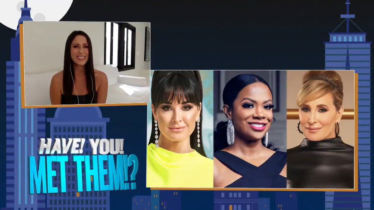 ICYMI: @MoonFrye answered a speed round of questions about whether or not she's met fellow pop culture icons.  Head to YouTube to watch the full #WWHL clip and visit @PeacockTV to watch the #PunkyBrewster reboot!