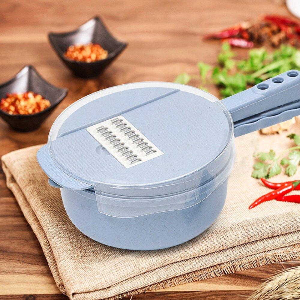 2020 NEW Multifunction Vegetables Cutter kitchen Steel Blade Grater Round Mandoline Slicer Potato Slicer Kitchen Gadget  #fashion|#tech|#home|#lifestyle