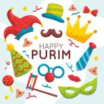 Happy Purim! Chag  Purim Sameach!