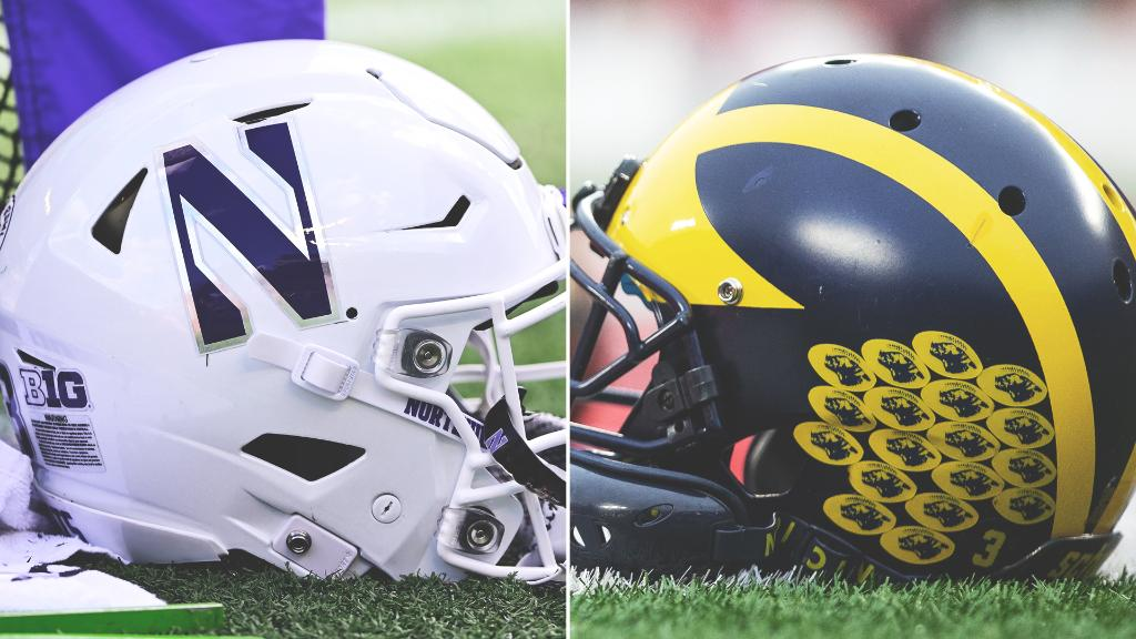 Michigan and Northwestern will begin playing this season for the George Jewett Trophy.  The new rivalry trophy honors the first Black player in Big Ten history, who competed for both teams in the 1890s. https://t.co/FOaQMQvM9V