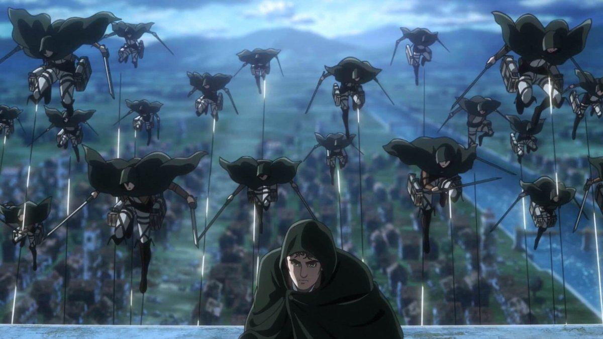 Attack On Titan #anime #portrait #AttackOnTitan