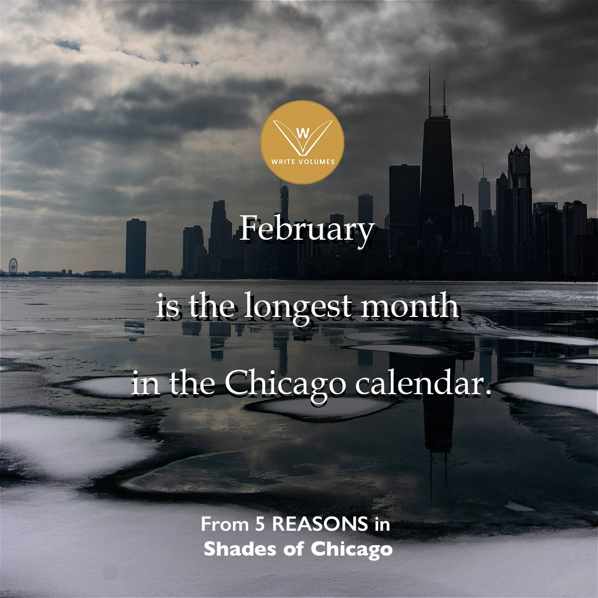 Do you agree / disagree with this picture? Read where this quote came from in Shades of Chicago on sale on Amazon today!  #fridaymorning #FridayFeeling #FridayMotivation #SaturdayThoughts #SaturdayMotivation #WINTER #chicagoweather #reading2021 #story #Read