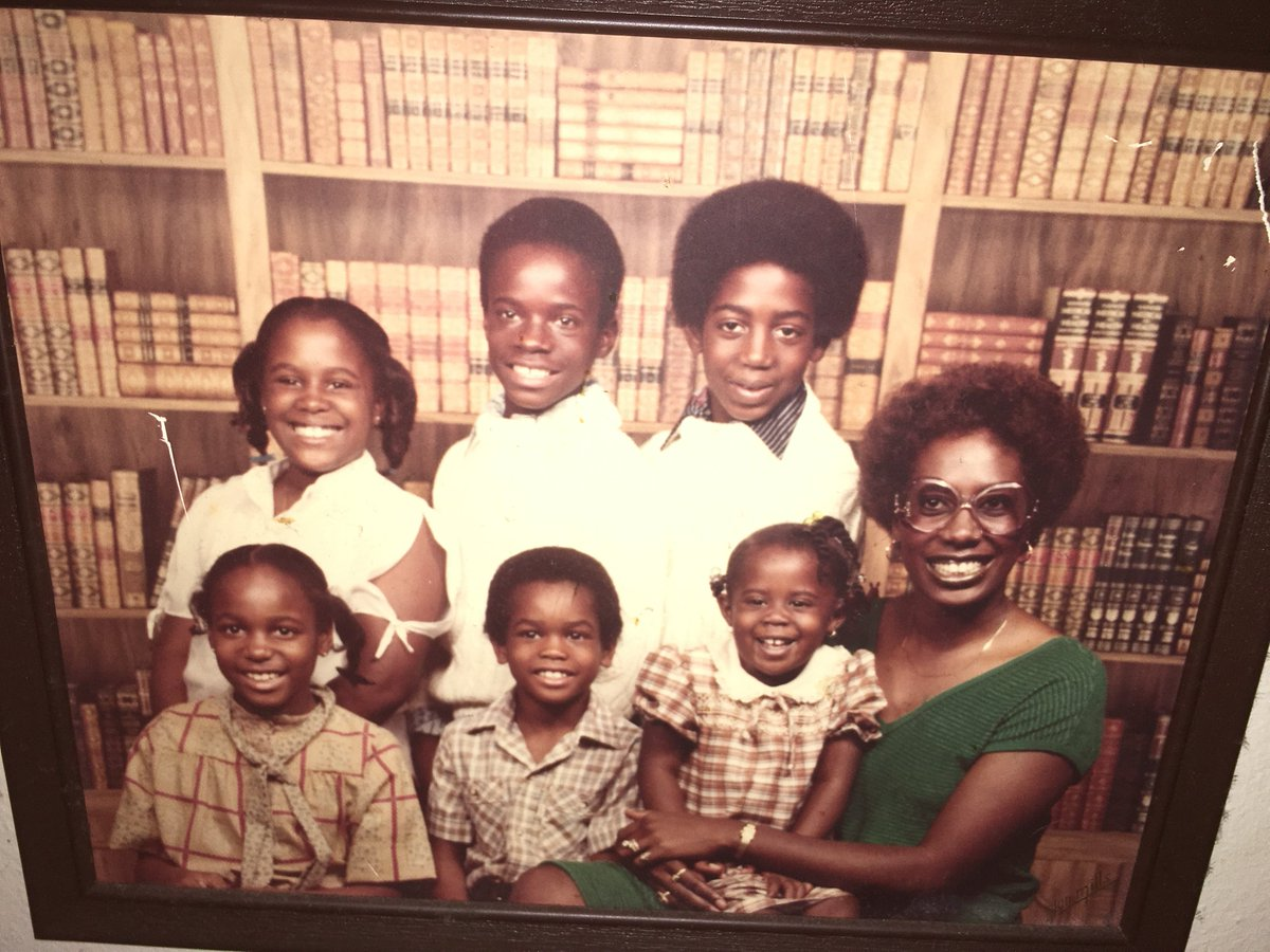 my granny and her 6 kids. can you tell which one is my parent? #BHM2021 #bhm #family 🙃 https://t.co/KwqYQyL062