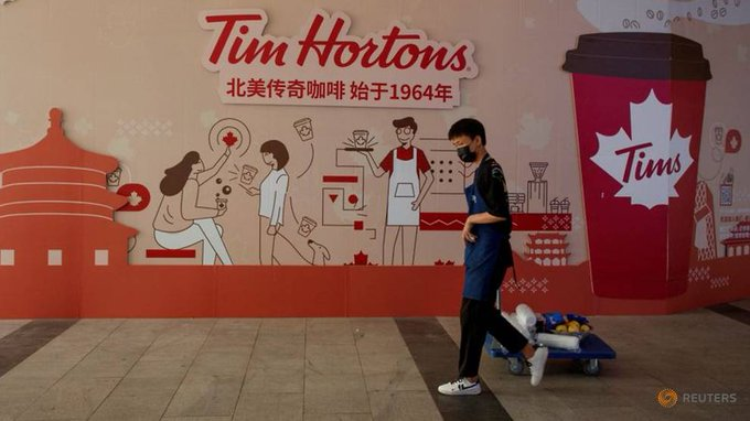 Tim Hortons China raises fresh cash, plans to add over 200 shops in 2021 Photo