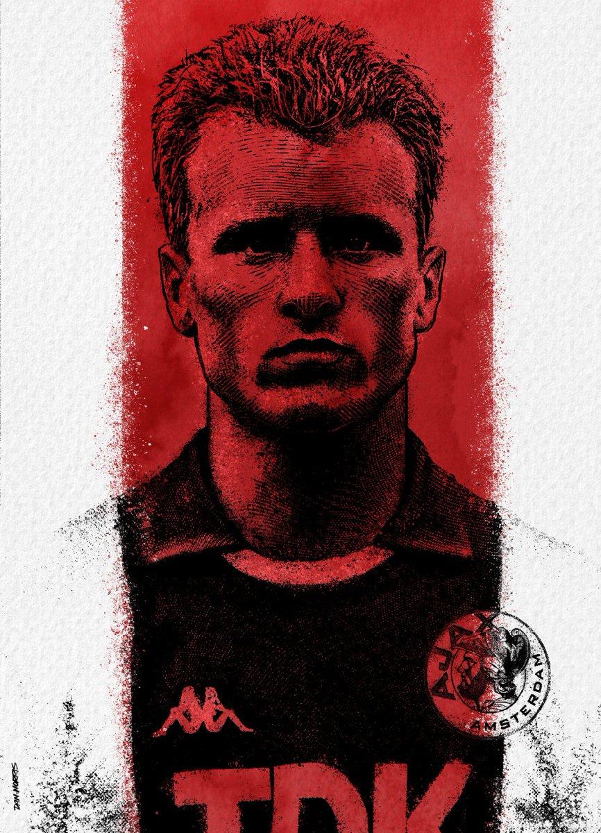 Dennis Bergkamp and Ajax #Ajax #afc