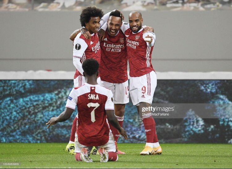 📷 de Saka VS Benfica 🔥👇 #COYG